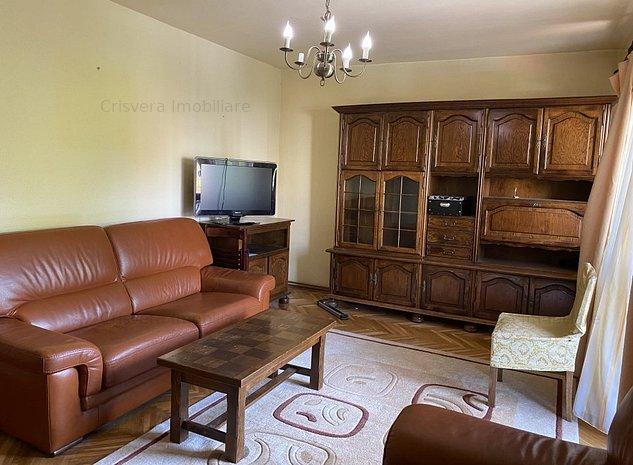 Apartament 3 camere Marasti, zona Scortarilor, decomandat, 2 balcoane, parcare - imaginea 1