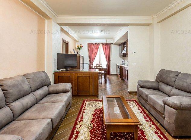 Apartament mobilat si utilat lux, 3 camere, Mamaia - imaginea 1