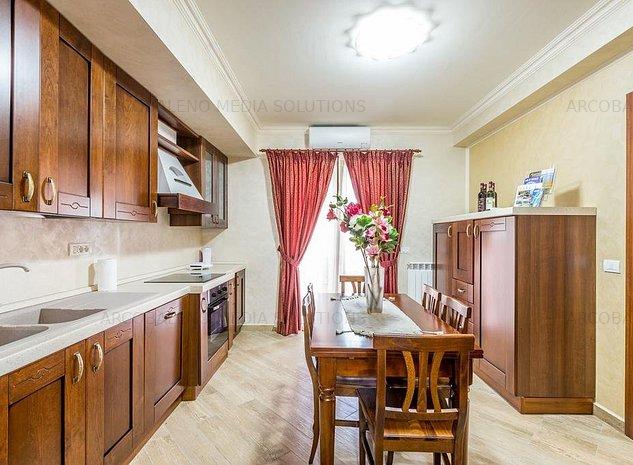 Inchiriere apartament de lux pe vara, complet combilat si utilat, in Mamaia - imaginea 1