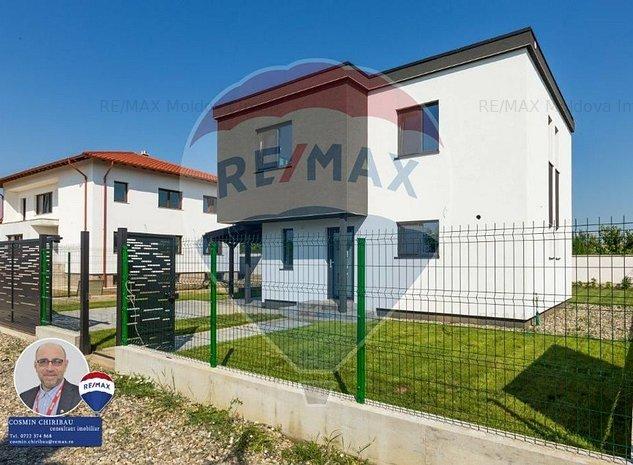 Casa / Vila stil mediteranean - Lilieci - Comision 0% la cumparator - imaginea 1