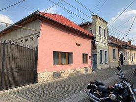 Casa de vânzare sau de închiriat 7 camere, în Cluj-Napoca, zona Central