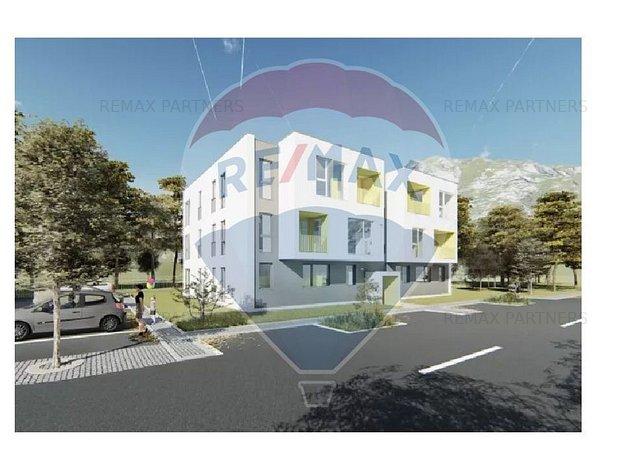 De la DEZVOLTATOR! Apartament 2 camere de vanzare FARA COMISION - imaginea 1