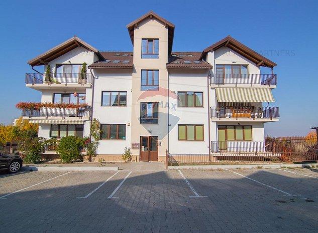Apartament cu 3 camere, pacare, boxa / Mihai Romanu / FARA comision - imaginea 1