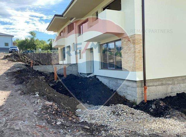 DE VANZARE-0% COMISION-Casa tip duplex 120 mpu+426mp teren, zona Baciu - imaginea 1