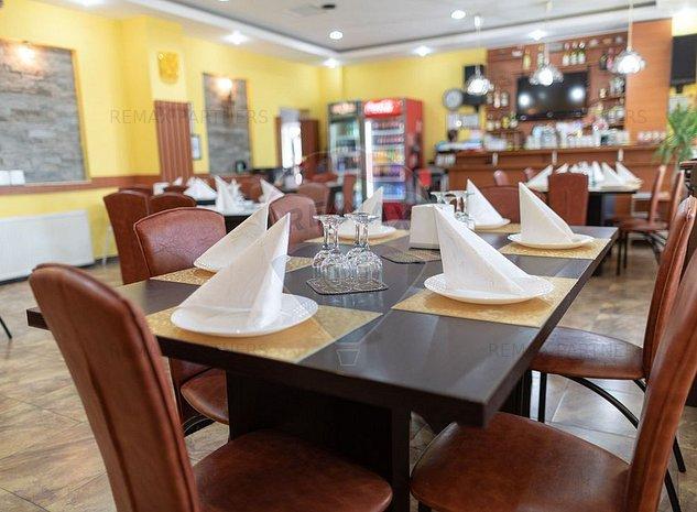 De vanzare Pensiune cu restaurant, in functiune, Eforie Sud - imaginea 1