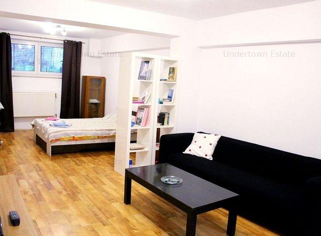 Apartament 2 camere ULTRACENTRAL (demisol) - imaginea 1
