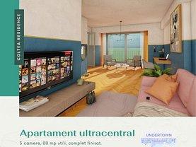 Apartament de vânzare 3 camere, în Bucuresti, zona P-ta Universitatii