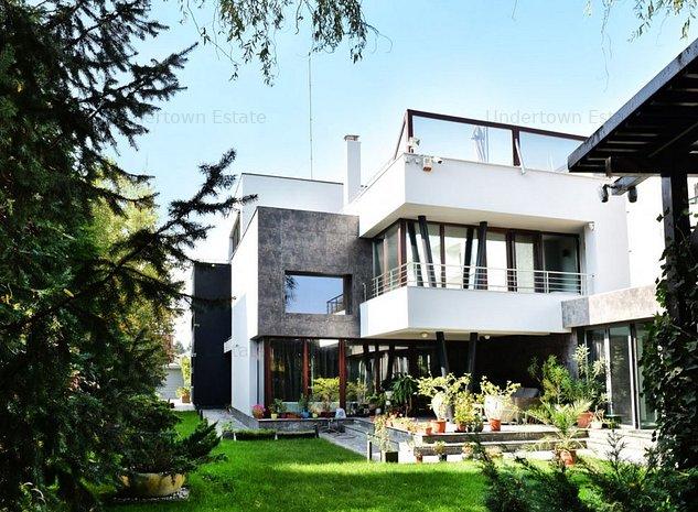 Smart Home Băneasa - Casă inteligentă ( A blend of technology and style ) - imaginea 1