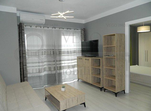 Prima inchiriere! 3 camere in bloc nou, garaj subteran, zona Marasti - imaginea 1