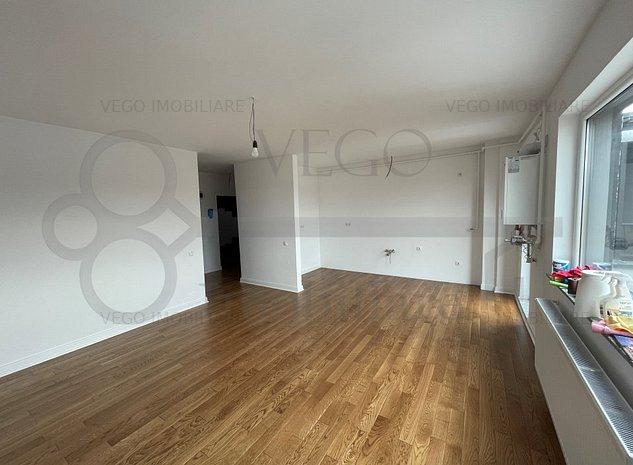 Apartament cu 2 camere, finisat, garaj subteran, zona strazii Horea - imaginea 1