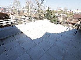 Penthouse de vânzare 3 camere, în Bucuresti, zona Barbu Vacarescu