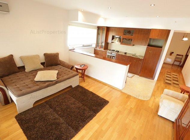 Apartament 2 camere str. Nuferilor cu acces la PISCINA si SALA FITNESS - imaginea 1