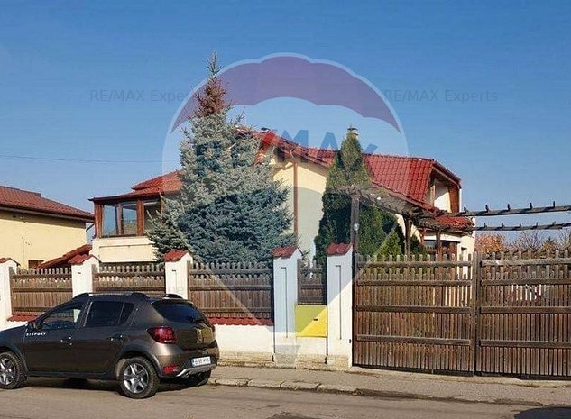 Casa deosebita cu anexe, piscina in zona linistita Botosani - imaginea 1