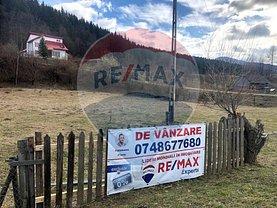 Teren constructii de vânzare, în Văleni-Stânişoara