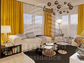 Apartament de vânzare 3 camere, în Iaşi, zona Cug