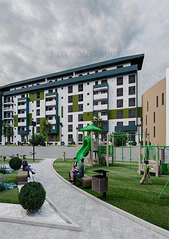 Apartament ideal pentru familii. In Pacurari, langa KAUFLAND. - imaginea 1