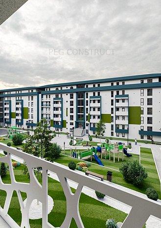 START VANZARI - Apartament 2 camere Zona Pacurari, langa KAUFLAND. - imaginea 1