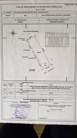 Super oferta! Chibrit, 402 mp, CUT-2.5, POT=41%, D+P+4E+M, 1000 mp. construiti - imaginea 1