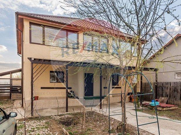 Casa / Vila cu 6 camere Pantelimon zona rezidentiala - imaginea 1