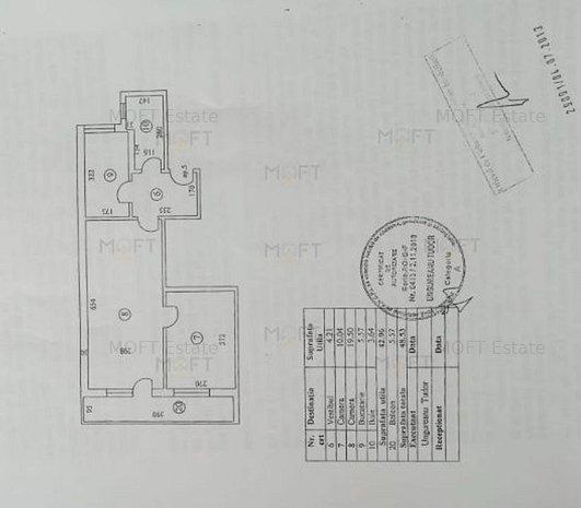 Apartament 2 camere - Mihai Bravu - imaginea 1