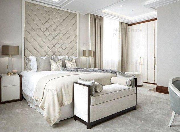 Apartament 4 camere - Primaverii - LUX - imaginea 1