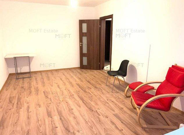 Apartament 3 camere - 2 bai - 2 balcoane - imaginea 1