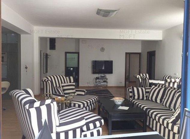 Apartament LUX + curte Kiseleff  -  Arcul de Triumf - imaginea 1