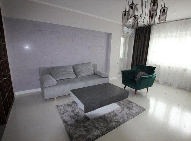 Apartament 2 camere lux 5 min metrou Aurel Vlaicu - imaginea 1