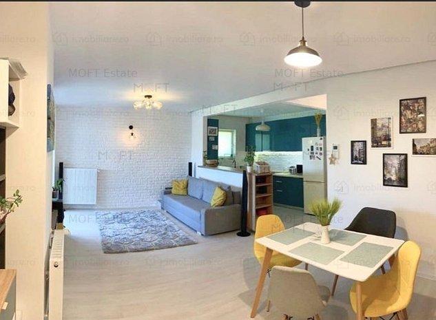 3 camere Floreasca Residence - imaginea 1