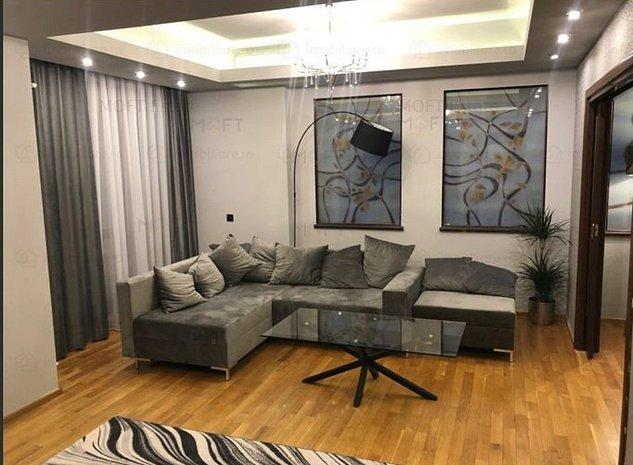 Apartament 4 camere exclusivist - Arcul de Triumf - imaginea 1