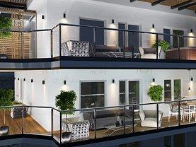 Penthouse de vânzare 5 camere, în Bucureşti, zona Baba Novac
