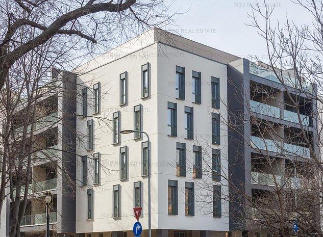 3 Camere Tip Penthouse, Total 198mp, Dezvoltator, Unirii-Pta Constitutiei - imaginea 1