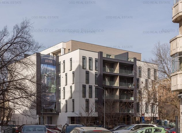3 Camere Tip Penthouse, Total 188mp, Dezvoltator, Unirii-Pta Constitutiei - imaginea 1