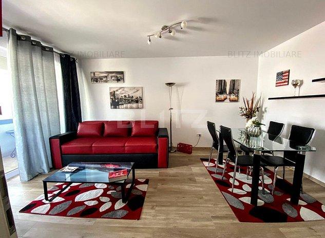 Apartament extraordinar de frumos in zona Tractorul - imaginea 1