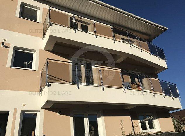 Oportunitate unica!Apartament 2 camere ,60 mp,terasa superba - imaginea 1