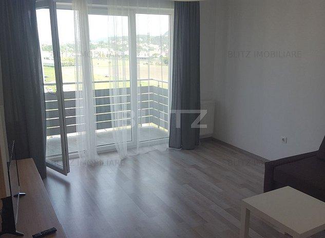 Apartament de inchiriat cu 2 camere, 57mp, zn Avantgarden - imaginea 1