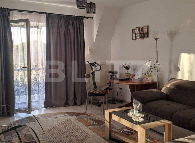 Apartament 2 camere, zona Tractorul - imaginea 1