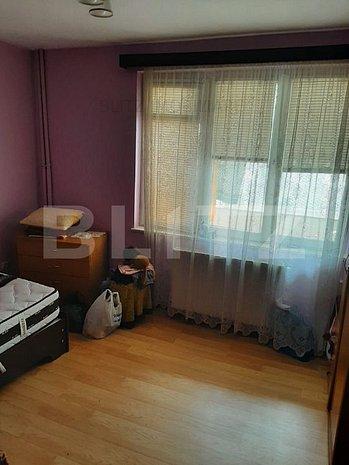 Apartament cu 3 camere, 60 mp, Bd-ul Vlahuta - imaginea 1