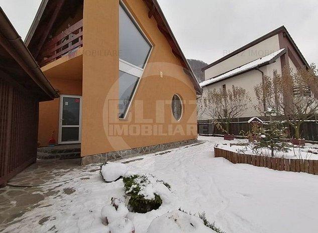 Casa ideala pentru tine, locatie linistita, in natura, zona Bunloc! - imaginea 1