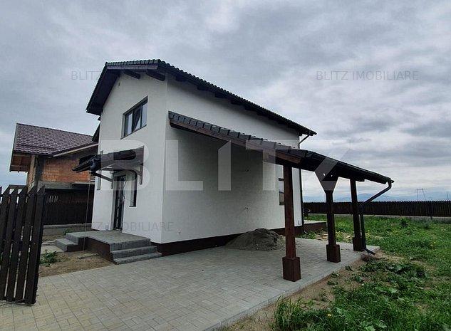 Casa individuala, zona linistita in Sanpetru - imaginea 1