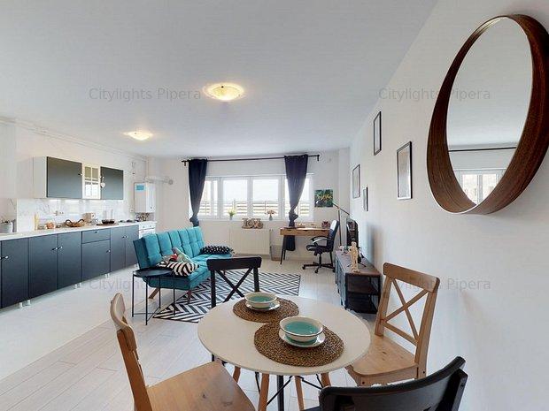 Apartament finalizat 2 camere, Pipera, Comision 0% - imaginea 1