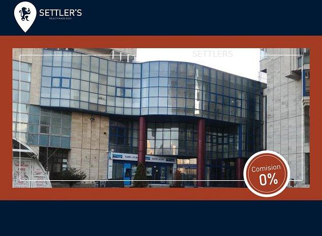Spatiu comercial Centrul Civic - Afi Mall - 3900 mp. - imaginea 1