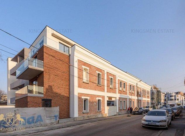 Apartament 3 camere cu terasa verde in inima Bucurestiului! - imaginea 1