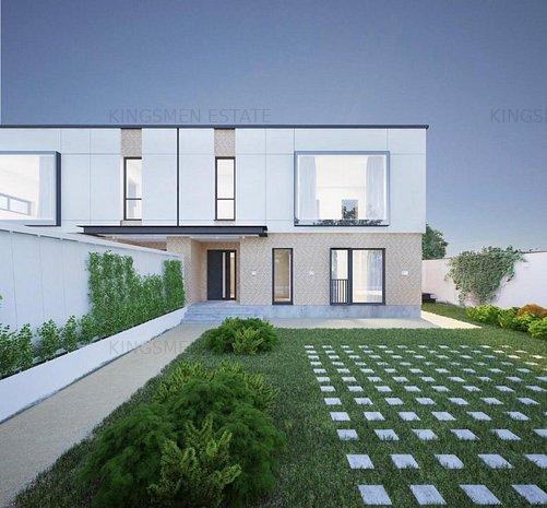 Vila Tip Duplex Sisesti - imaginea 1