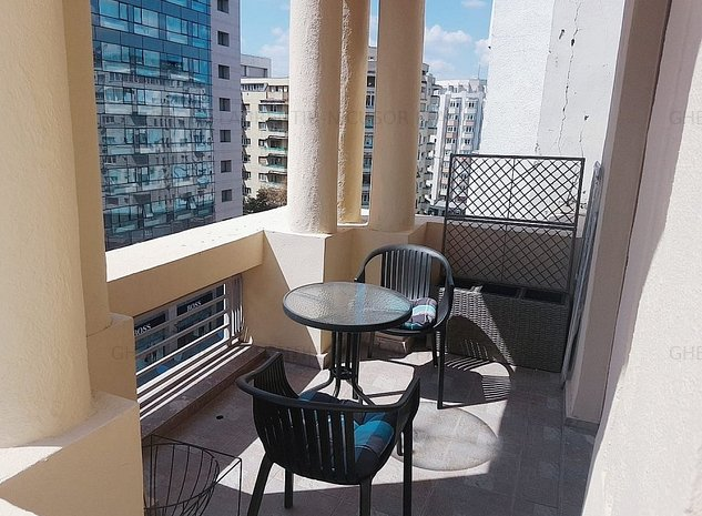 Apartament Calea -Victoriei Radisson Blu - imaginea 1