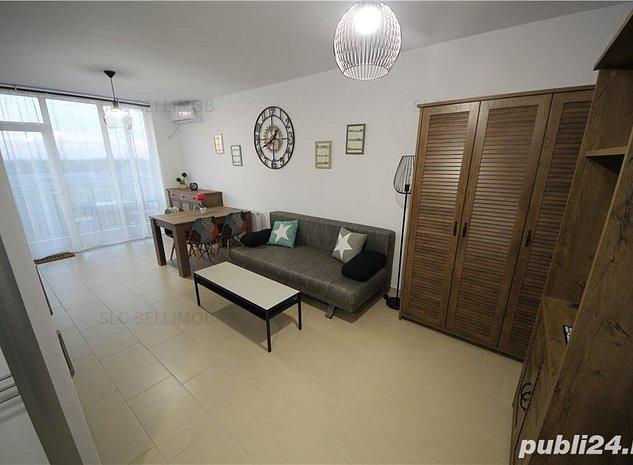 Inchiriez apartament Circumvalatiunii LUX - imaginea 1