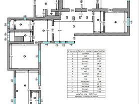 Casa de închiriat 13 camere, în Ghiroda
