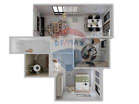 Apartament de vânzare 2 camere, în Râmnicu Vâlcea, zona Agrement Ostroveni