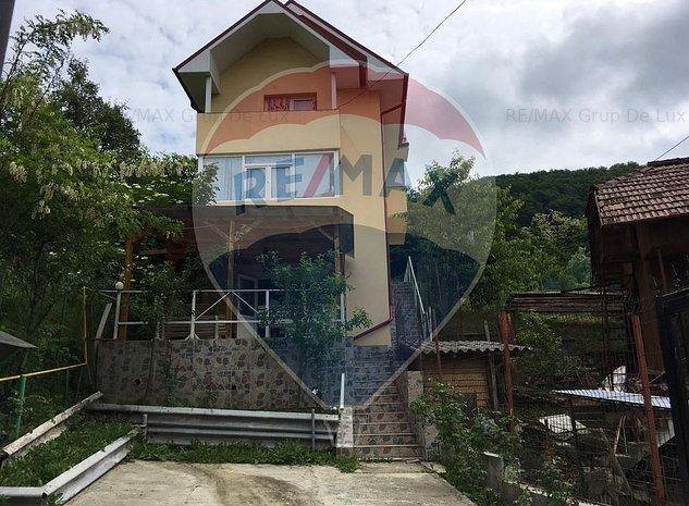 Vila Olanesti   5 camere   Comision 0% - imaginea 1