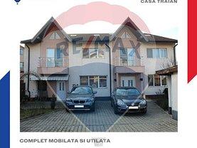Casa de vânzare sau de închiriat 7 camere, în Râmnicu Vâlcea, zona Traian